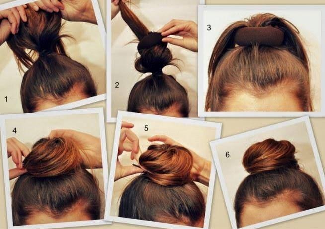 Szybkie fryzury do szkoły