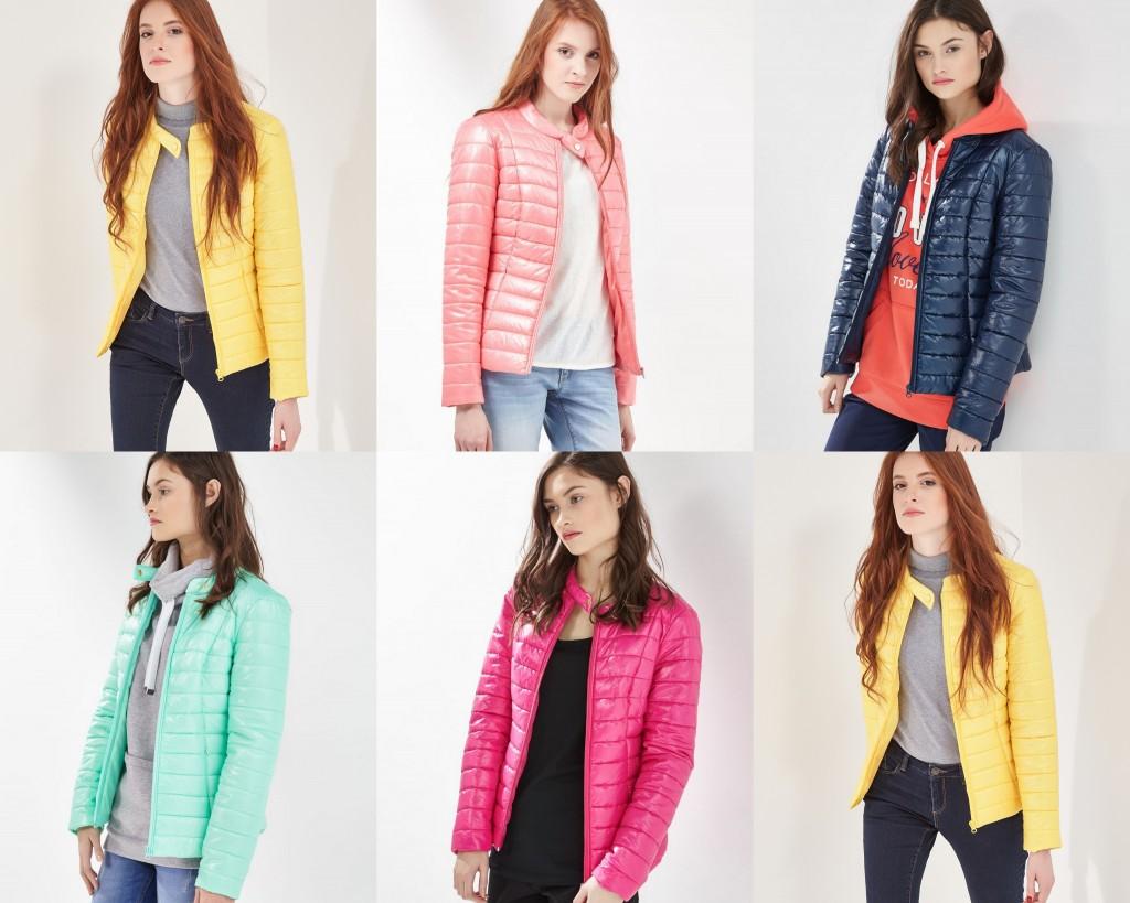Wiosenne kurtki w super cenie!