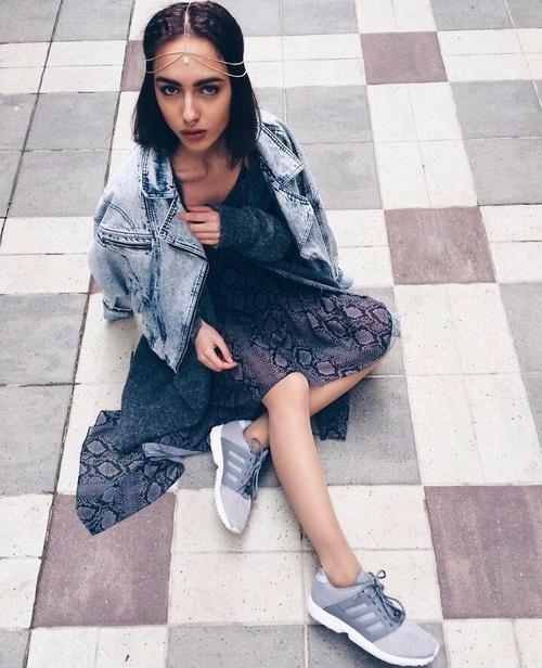 adidas zx flux damskie stylizacje do chodzenia|Darmowa dostawa!