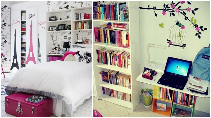 Idealny pokój dla nastolatki