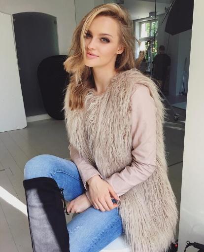 Skradnij jej styl: Karolina Pisarek