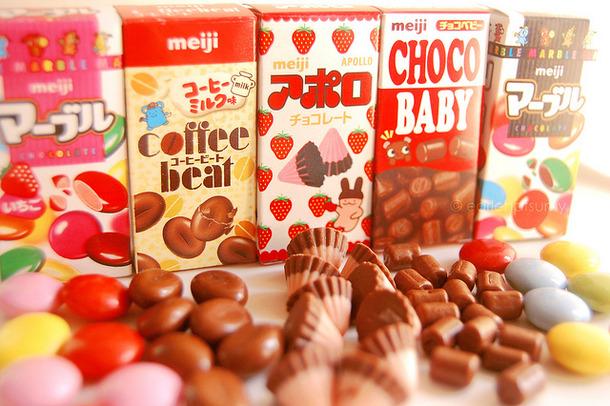 Zagraniczne słodycze do kupienia w Polsce