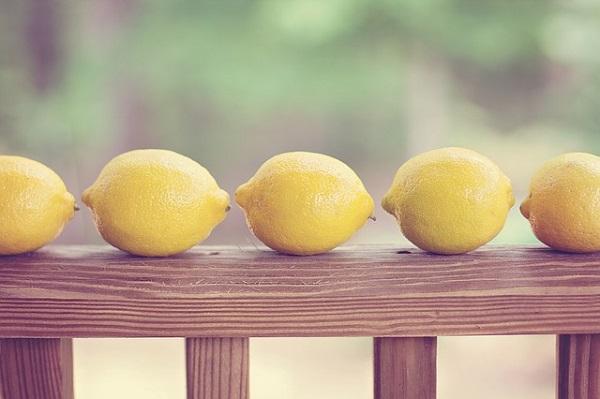 Kosmetyczne zastosowania cytryny