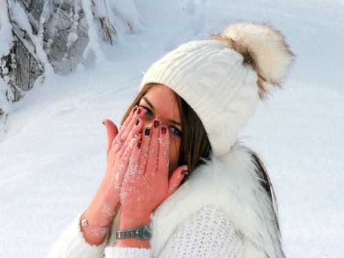 Pielęgnacja dłoni zimą