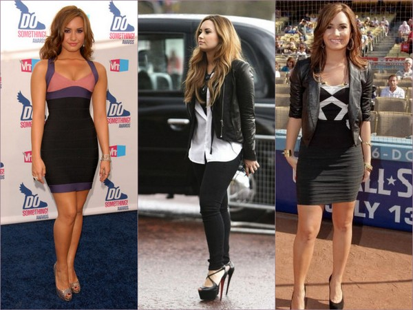 Ewolucja stylu Demi Lovato