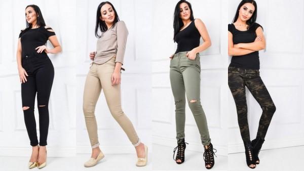 Spodnie w super cenach od Zoio!