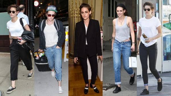 Ewolucja stylu Kristen Stewart