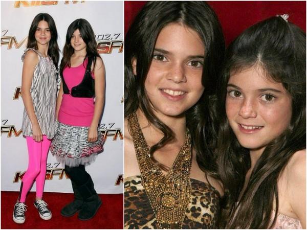 Ewolucja stylu Kylie Jenner