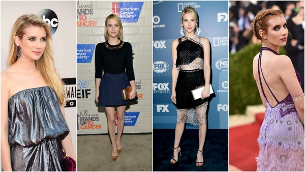 Ewolucja stylu Emmy Roberts