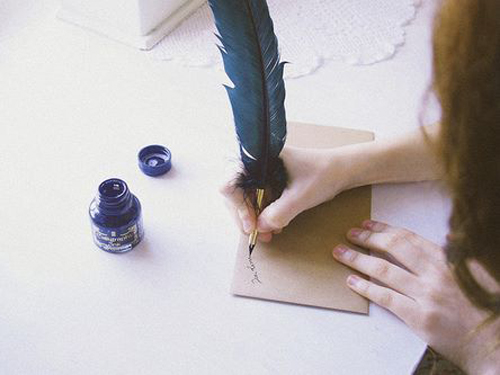 Rozwijanie pasji: Pisanie