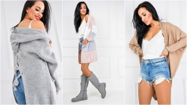 Swetry i kardigany