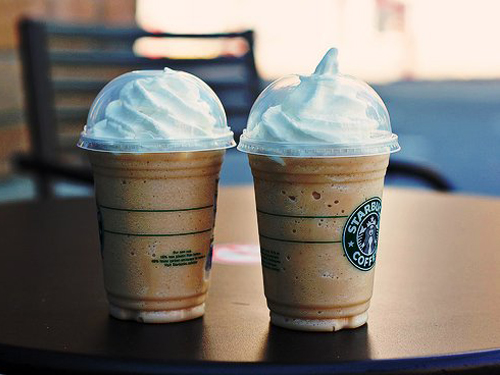 domowe frappuccino ze Starbucks'a