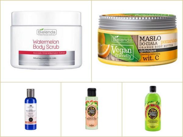 Owocowe kosmetyki