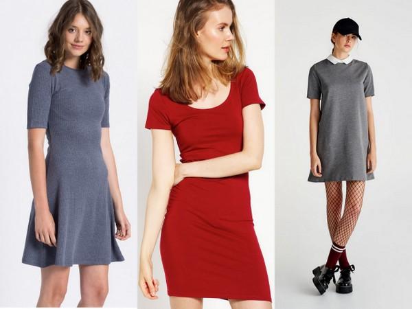 Sukienki na jesień