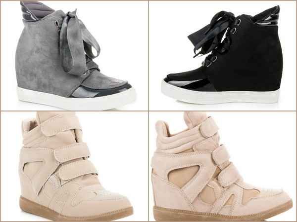 tanie sneakersy