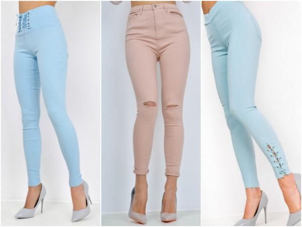 spodnie z Zoio