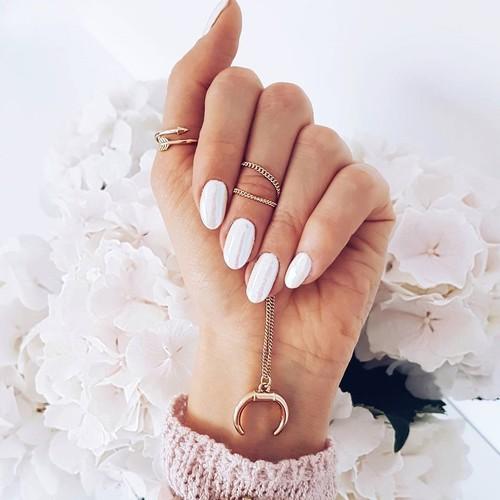 Wiosenny mani