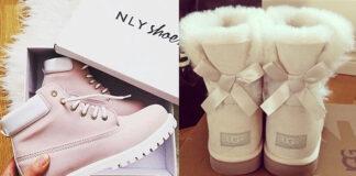 Zimowe buty w super cenach