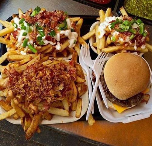 Skutki jedzenia fast foodów