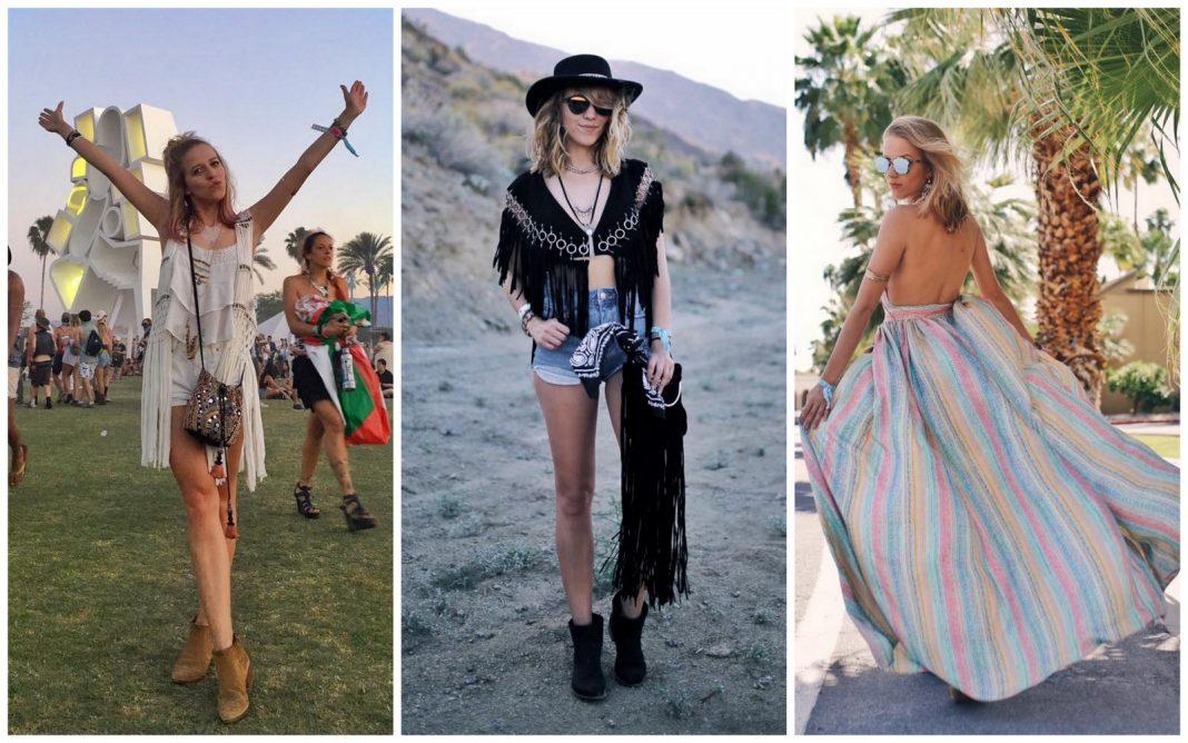 Coachella 2016 - najlepsze stylizacje
