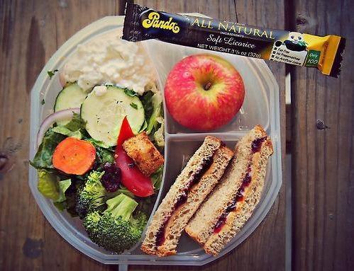 Fit śniadania do szkoły