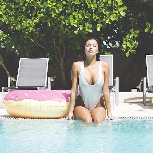Fryzury idealne na basen