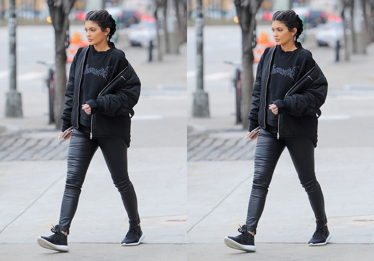 Skradnij jej styl: Kylie Jenner