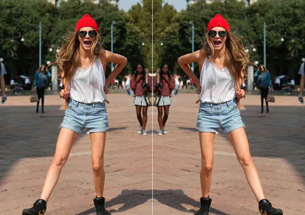 Skradnij jej styl: Cara Delevingne