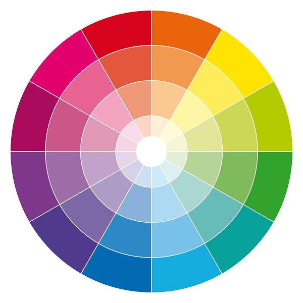 Jak łączyć ze sobą kolory ubrań?