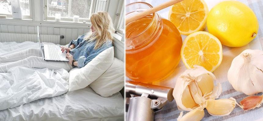 Domowej roboty syropy na przeziębienie