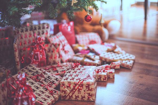 Świąteczne ozdoby do pokoju