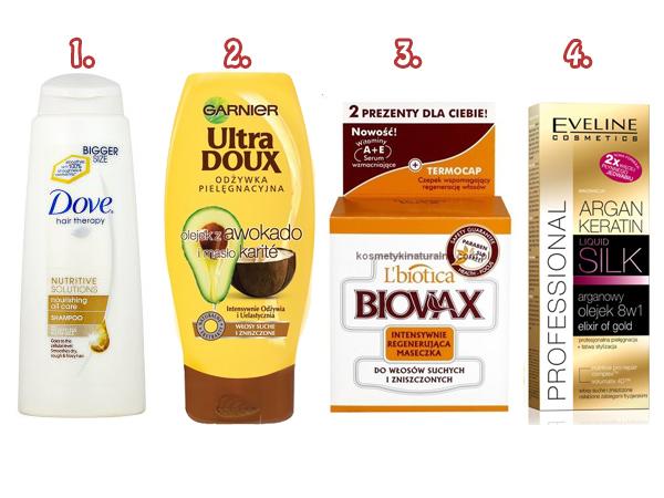 Jak pielęgnować gęste włosy?