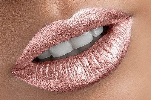 Chrome Lips