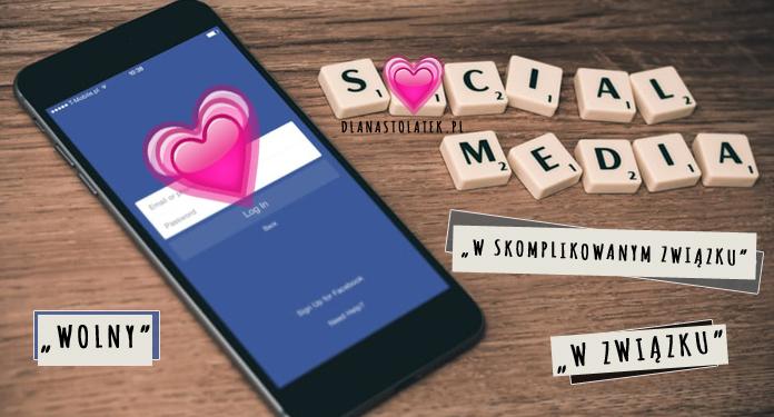 Kiedy powinnaś zmienić status na Facebooku?