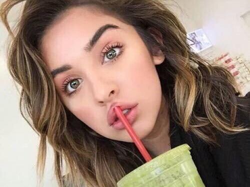 """Naturalny makijaż ,,no makeup"""""""