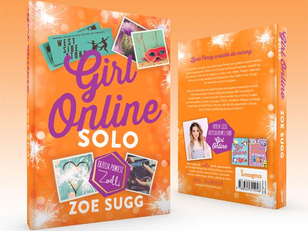 """Książka ,,Girl Online"""""""