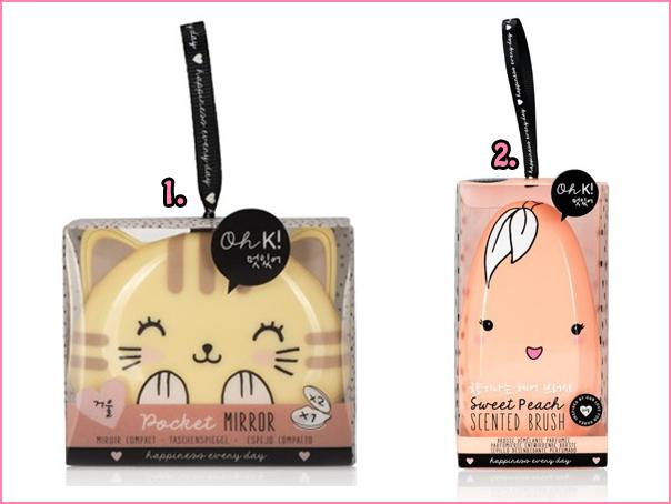 Kosmetyki marki Oh K! które warto mieć