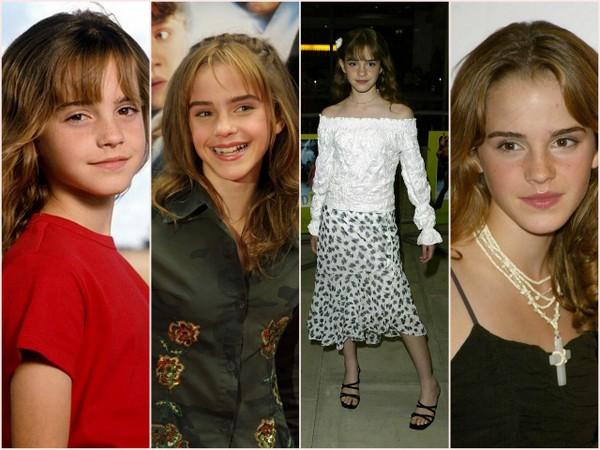 Ewolucja stylu Emmy Watson