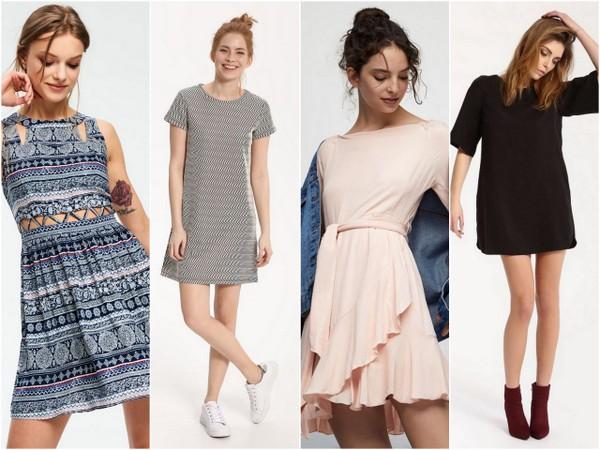 Sukienki na wiosnę w super cenach