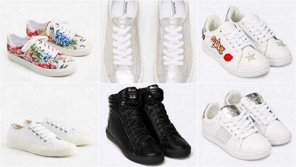 Bluzy i sneakersy z Answear!