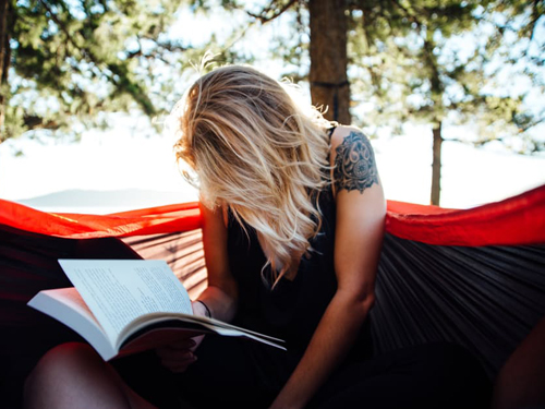 Ciekawe książki na wakacje