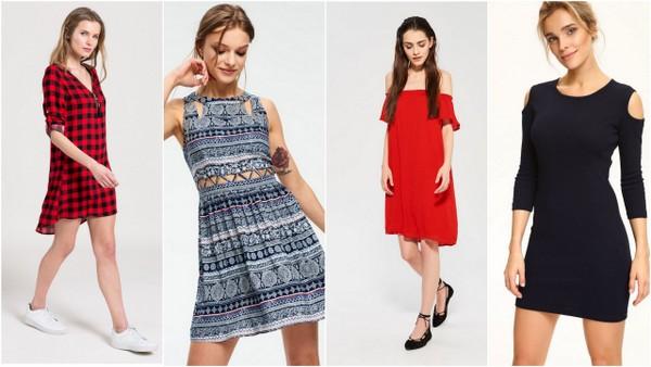 suknia na lato