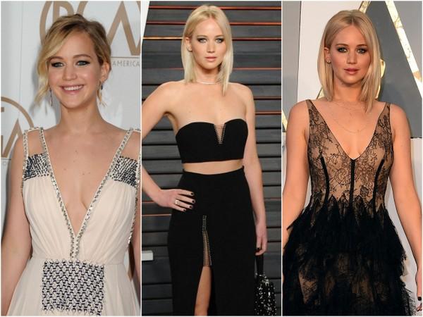 Ewolucja stylu Jennifer Lawrence