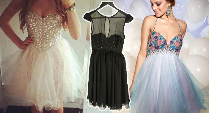 18720fd792 Sukienki idealne na bal gimnazjalny