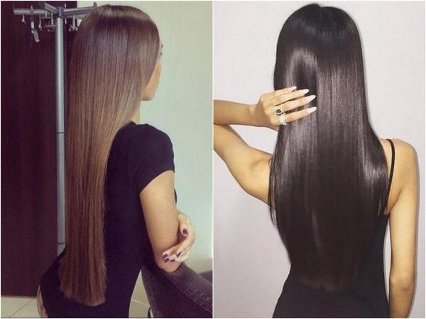 Domowe sposoby na lśniące włosy