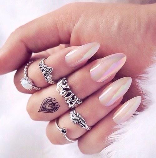 Letni manicure