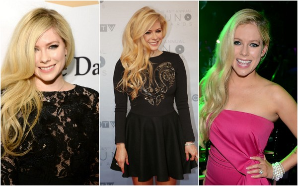 Ewolucja stylu Avril Lavigne