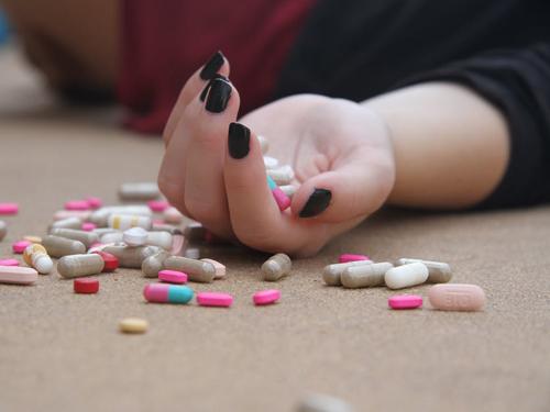 Wyniszczające działanie narkotyków