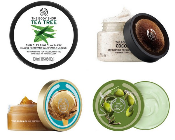 Kosmetyki The Body Shop