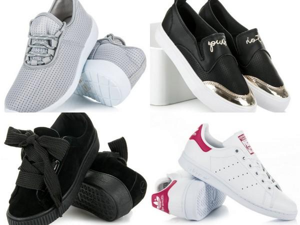 buty dla nastolatek